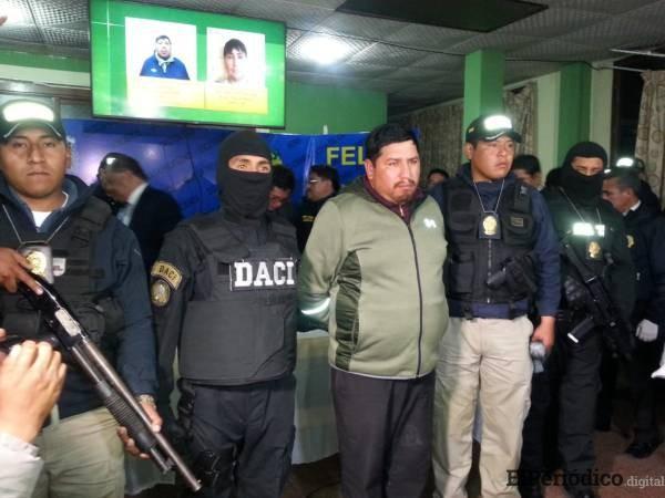 Recuperan los símbolos de la investidura presidencial de Bolivia 1