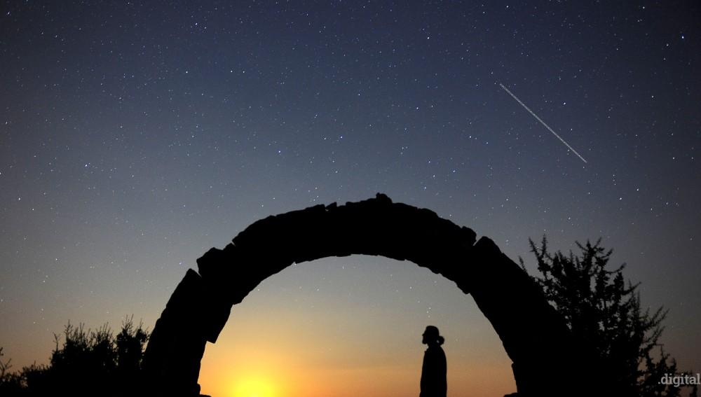 La lluvia de perseida, evento astronómico para el cielo español