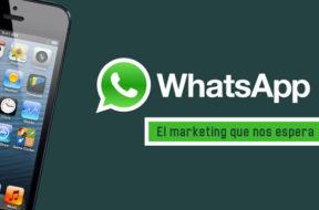 Próxima actualización de WhatsApp