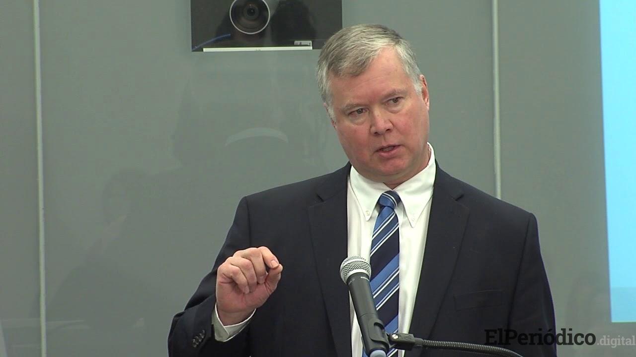 El gobierno de los Estados Unidos ha designado al vicepresidente de la compañía automotriz Ford, Steve Biegun, como nuevo negociador para Corea del Norte
