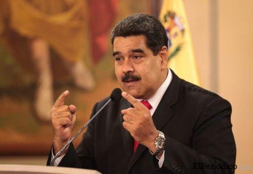 Nicolás Maduro: Acusa a Colombia y a EE.UU por el atentado