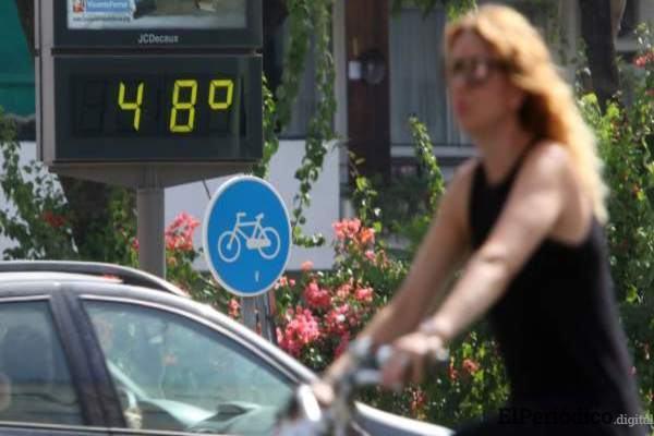 Ola de calor invade a España