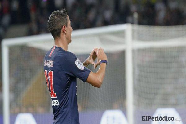 PSG, le gana la Supercopa de Francia al Mónaco, en China