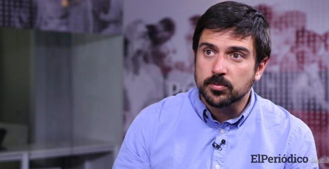 Ramón Espinar apoya presencia del Rey en el acto a las víctimas de los atentados