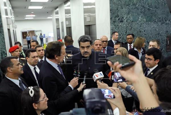 Presidente de Venezuela asegura estar listo para reunirse con Donald Trump