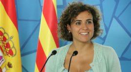 Montserrat le pide a Pedro Sánchez parar los pies ya a Quim Torra