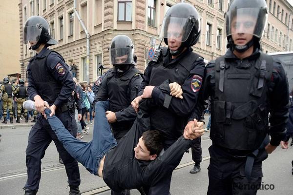 Policia-Rusia