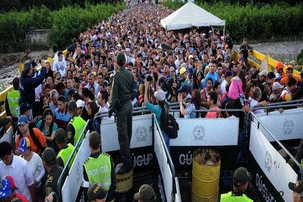 OEA respalda política de Colombia con emigrantes venezolanos 1
