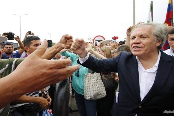 OEA respalda política de Colombia con emigrantes venezolanos