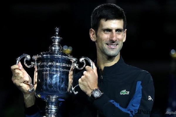 Novak Djokovic reinó en el Abierto de Estados Unidos
