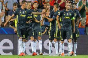 Juventus-Valencia