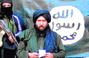 líder de Daesh en Afganistán
