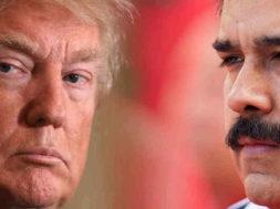Maduro y Trump
