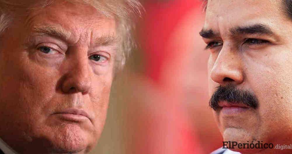 Un topo del Departamento de Torpedea sería quien reveló información de Trump y militares venezolanos