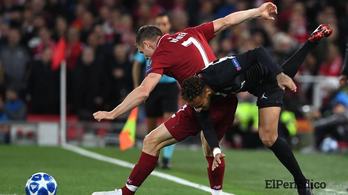 El Liverpool FC consiguió su primera victoria de la actual temporada en la UEFA Champions League. Firmino anotó el 3 a 2 en el minuto 92.