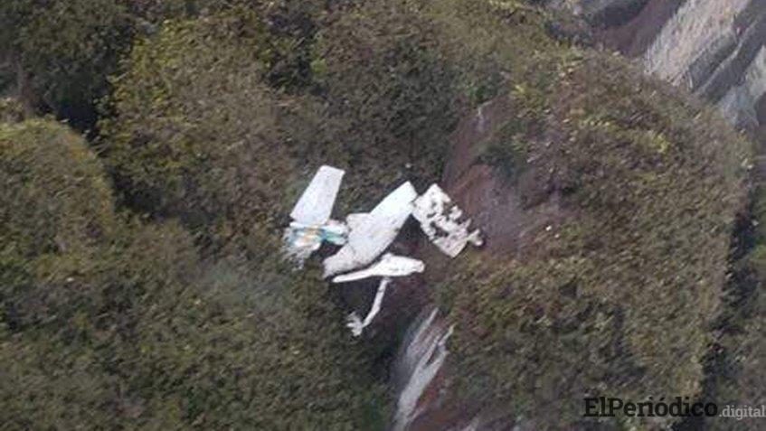 El 3 de septiembre, se encontraron los restos de una aeronave que se encontraba desaparecida desde las 11 am del día anterior, en el Parque Nacional Canaima
