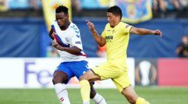 Villareal CF y Rangers FC empatan 2 a 2 en la jornada 1 de la UEL