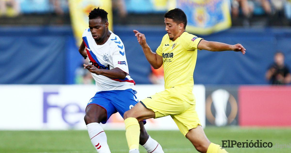 El Villareal y el Rangers FC, pactaron a 2 goles en el Estadio de la Cerámica. Los dirigidos por Steven Gerard se llevaron un empate con sabor a victoria.