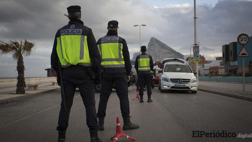 La presencia de narcolanchas se puede evidenciar en el Campo de Gibraltar, punto de ingreso de droga, que representa un 80% del total del narcotrafico