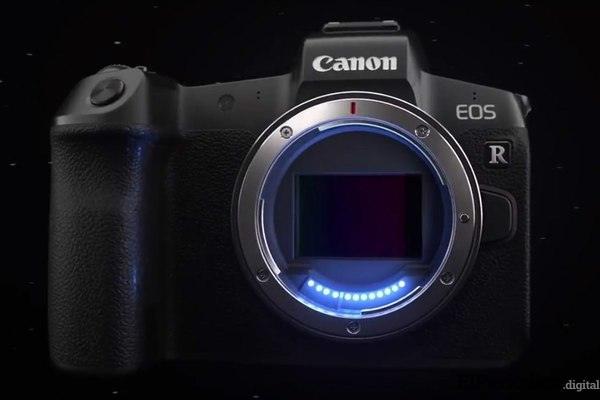Canon EOS R la mirrorless que competirá con Nikon y Sony 1