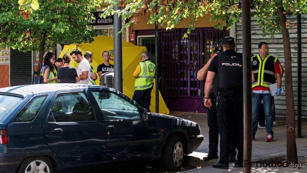 Un hombre de 49 años perpetro un asesinato en peluquería de Madrid, ubicada en la calle Beniferri n° 50, Barrio San Cristóbal, Sector Villaverde en Madrid