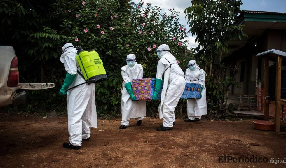 El ébola sigue haciendo estragos en el Congo, ahora ha tocado a la ciudad de Butembo, la enfermedad se sigue propagando rápidamente