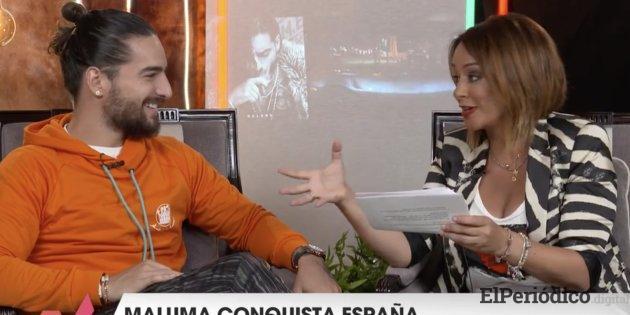 Toñi Moreno y el machismo de Maluma en Viva la Vida