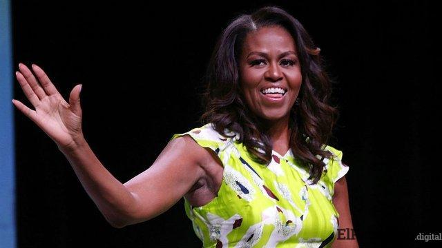 Michelle Obama y su talento oculto de oficializar bodas
