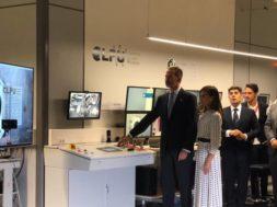 Inauguran en Salamanca el láser más potente a nivel mundial