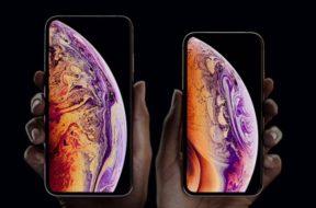 Los usuarios de Apple se quejan de los nuevos iPhone XS y XS Max por su carga