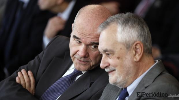 La junta de Andalucía se ve salpicada por la corrupción