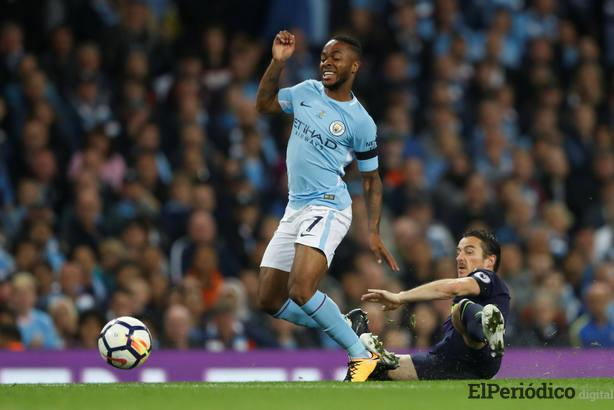 Manchester City derrota al Brighton por marcador de 2 a 0 1