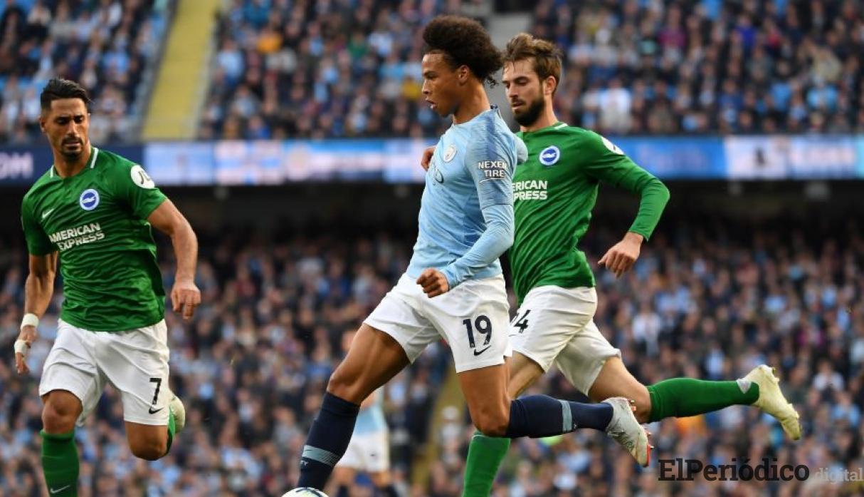 El Manchester City consiguió una importante victoria, en la jornada 7 de la Liga Premier Inglesa. Superaron al Brihton por marcador de 2 a 0.
