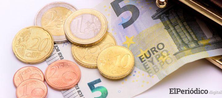 El salario mínimo interprofesional en 2019 será de 900€