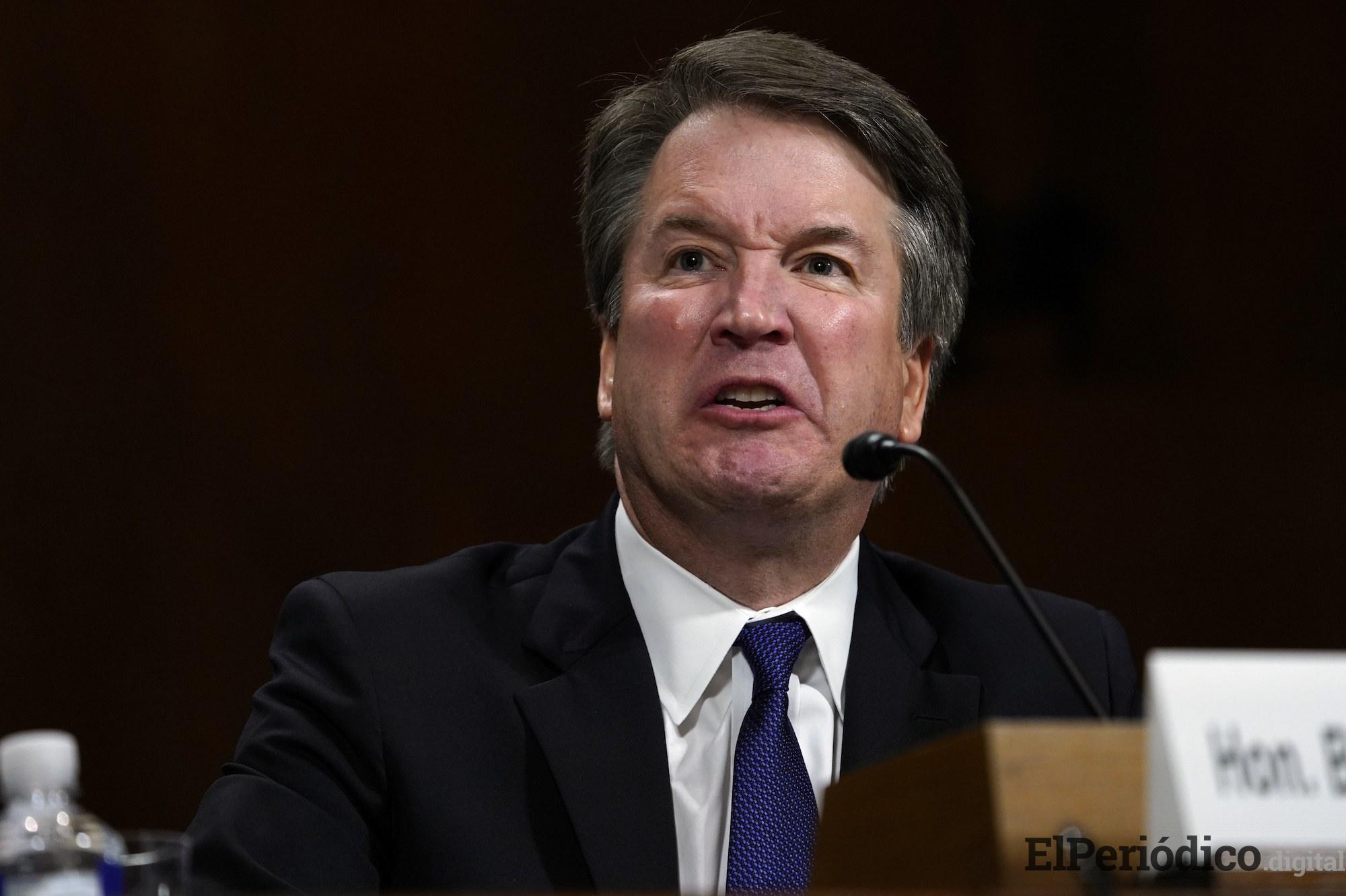 Christine Blasey Ford acusó a Brett Kavanaugh por abuso sexual. Ford mantuvo dicho hecho en secreto durante varios años, ya que ocurrió en 1982.
