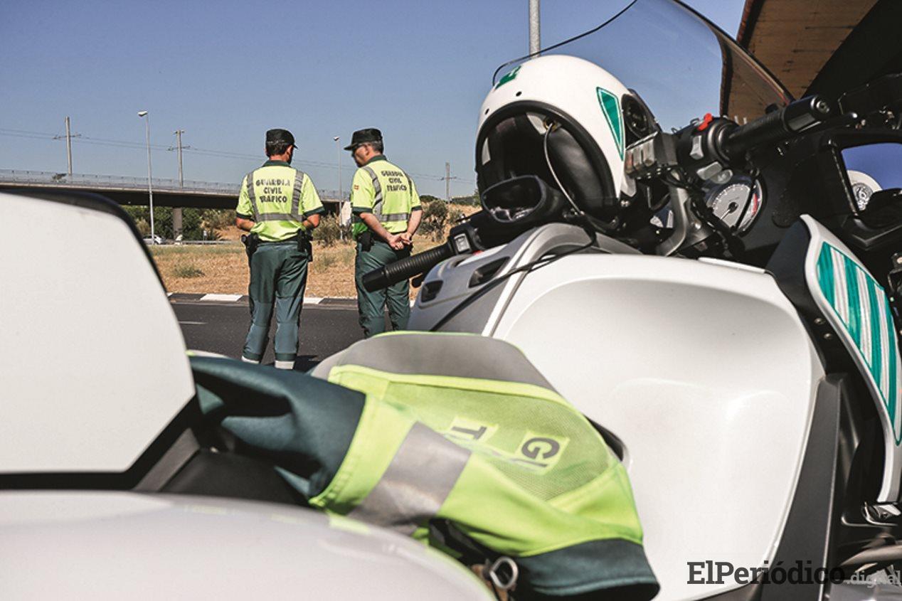 La Guardia Civil de Tráfico cobra más por multar más