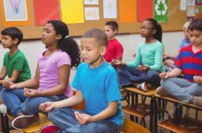 La meditación puede mejorar el rendimiento escolar de los niños