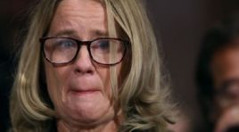 Christine Blasey Ford acusa a candidato de Trump por abuso sexual