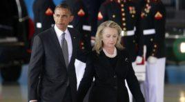 Dos paquetes explosivos enviados a Hillary Clinton y Obama fueron interceptados