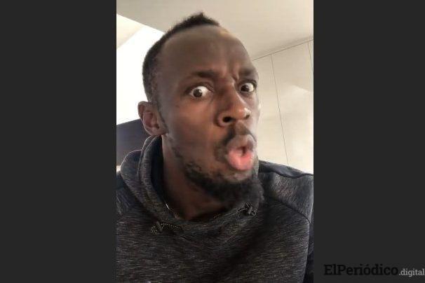 Usain Bolt se indignó por una solicitud de examen antidoping