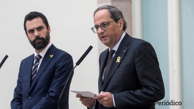 El independentismo desdeño a Sánchez y confirmo que no apoyará a PGE