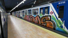 Por cuarta noche consecutiva asaltan el Metro de Madrid