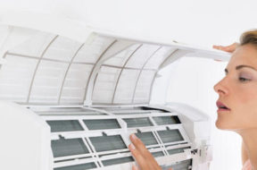 La gripe puede esconderse en los conductos del aire acondicionado