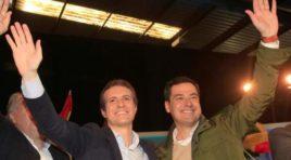 Pablo Casado acusa a Sánchez de Traición por no defender a Gibraltar