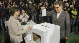 El Tribunal de Cuentas ha condenado a Artur Mas a pagar una cifra de 4.9 millones por la consulta del 9-N