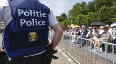 polica bruselas