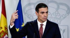 Los Mossos detienen a un hombre que planeaba atentar contra el presidente Pedro Sánchez
