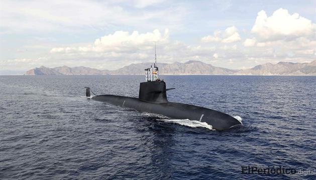 El Gobierno Español da luz verde para la construcción de submarinos S-80 para la Armada
