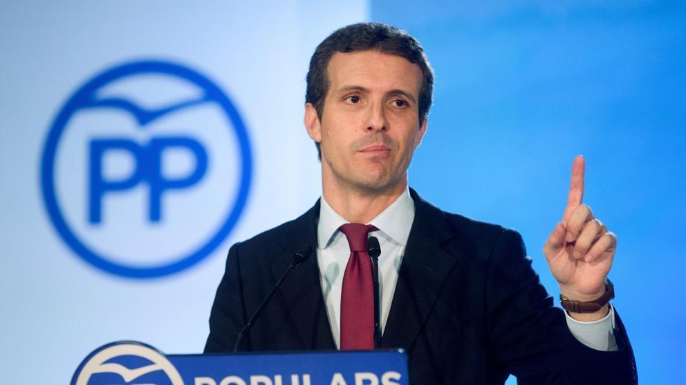 """Pablo Casado tacha a Torra de """"desequilibrado"""" y pide cesarlo mediante el 155 1"""