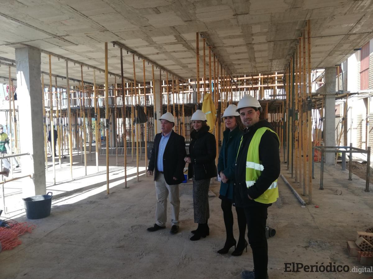 La Junta Invierte 370 000 Euros En Un Nuevo Edificio En El